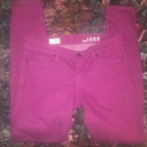 Pink skinny jeans nwot